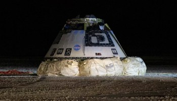 Boeing's rocket launch failure just cost the ISS astronauts their Christmas