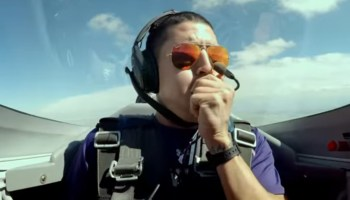 New behind-the-scenes footage shows Top Gun 2 is scary real