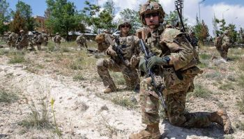 Taliban IED kills American soldier in Afghanistan
