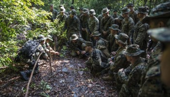 You would be amazed at what we do and eat in Special Forces survival training