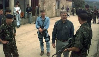A Delta Force tale: Big trouble in little Bosnia