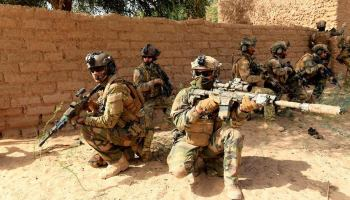 Doing the good work: French troops kill more than 30 Jihadists