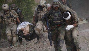 Breaking: Special Forces team ambushed in Afghanistan, multiple casualties
