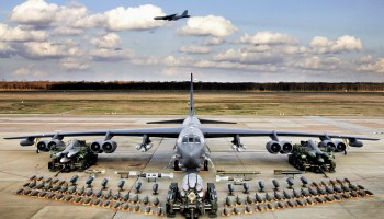 The Future of Bombers: Air Force commits to both B-21 and B-52 aircraft