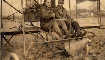 Captain Albert Berry: The World's First Aircraft Parachutist