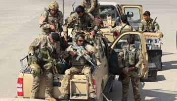 Peace? Not today, Afghan Special Forces repel multiple Taliban assaults