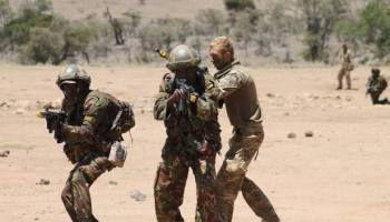 Kenyan SOF kill 6 terrorists in disputed border region