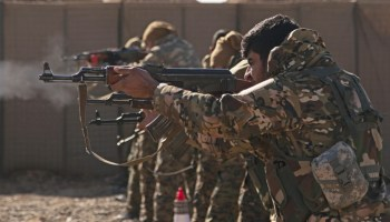 Treading carefully: How American troops are protecting Kurdish oil fields