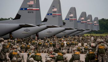 Something is wrong with the military's most important airport