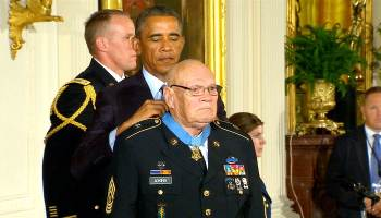 SF legend & Medal of Honor recipient Bennie Adkins dies from COVID-19