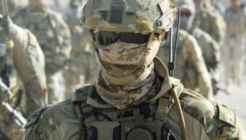 Army: No N-95 masks in uniform, effective immediately!