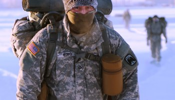The war of the Tab? Army redesigns 'Arctic Tab' and spurs controversy