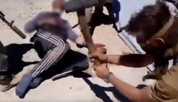 Russian mercenary suspected of beheading civilians in Syria identified