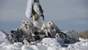 The Pic of the Day: Navy SEALs love the snow