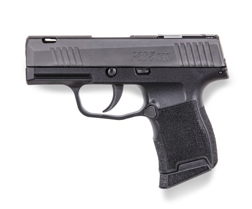 The P365 pistol.