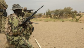 French cajole Chadian partners to continue counterterrorism fight
