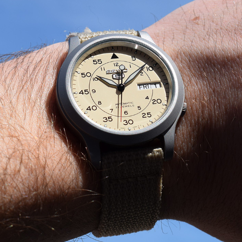 Affordable Father's Day Watch