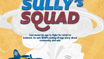 Q&A with Sully's Squad author Kevin Wilson