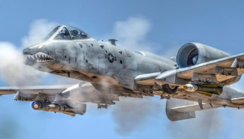 48 years ago, the A-10 Thunderbolt flew for the first time