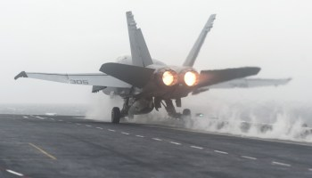 The importance of jet fuel in a conflict with China