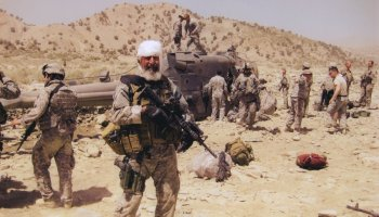 The Iranian commando who became an American Green Beret