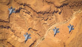 Israel continues to pound Iranian targets within Syria