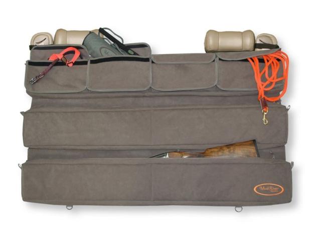 LL Bean Truck Seat Gun Case Organizer