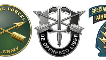 37 years ago, the Special Forces Regiment got its Tab
