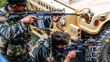 The fundamentals of search & assess after a firefight