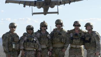 Special Operations close air support aircaft questioned by Congress