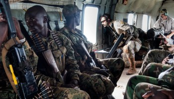 AFRICOM: The battle for Central Africa