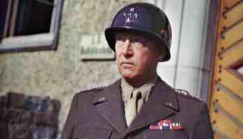 He saved General Patton's life but then was snubbed by him