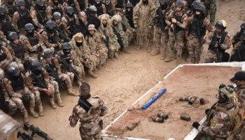 Iraqis crackdown on Iranian proxies amid renewed missile attacks
