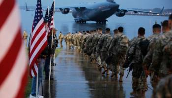 12,000 US troops to leave Germany