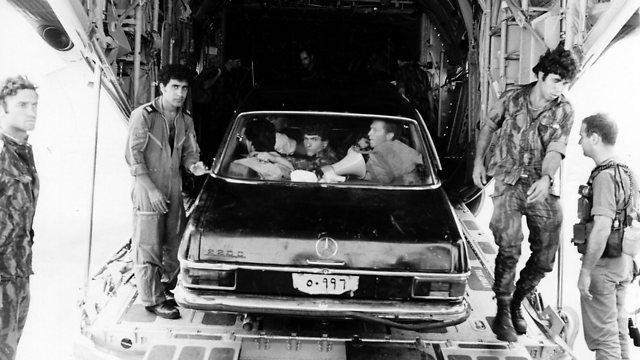 Operation Thunderbolt: Israeli Commandos Strike at Entebbe