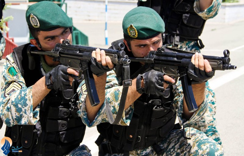 The American heritage of Iran's Special Forces