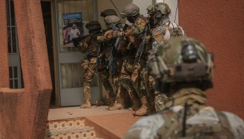 Mali's new military leaders faced with a host of problems