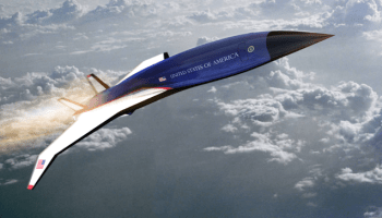 Air Force wants a supersonic Air Force One