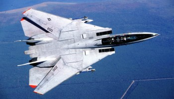 The reasons behind the decision to destroy all F-14 Tomcats