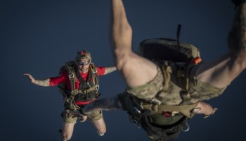 Air Force Special Operations Airman becomes first-ever religious waiver
