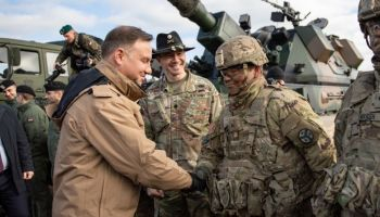 5,500 US troops to be stationed in Poland