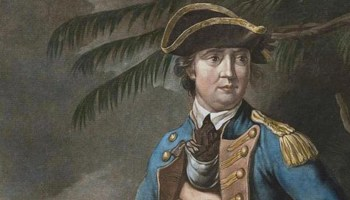 August 1780, Benedict Arnold offers West Point to the British