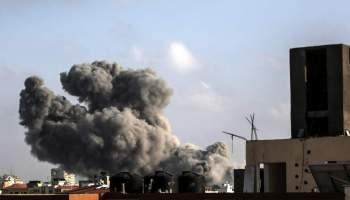 Israel pounds Gaza after Hamas balloon bombings