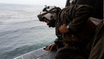 Missing Marines in California presumed dead, search called off