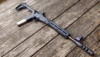 The KelTec Sub 2000: A Bug Out Blaster
