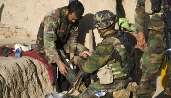 Four Things You Immediately Learn After Treating a Taliban fighter