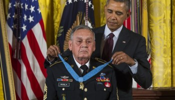 Green Beret Jose Rodela, 5th SFG, Awarded MOH, Sept. 1, 1969
