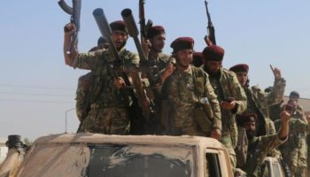 Caucasus Clashes Worsen as Syrian Fighters Join the Fight