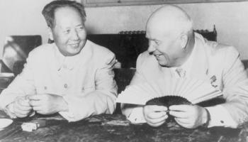 One of the Closest Brushes with Nuclear War was Russia vs. China