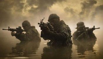 British SBS Commandos Storm Tanker in Possible Hijack